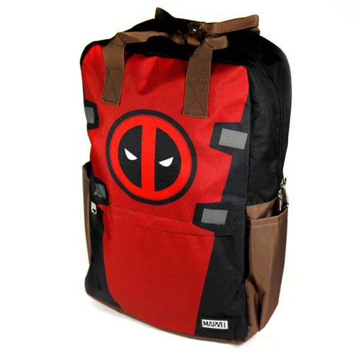 mochila deadpool marvel