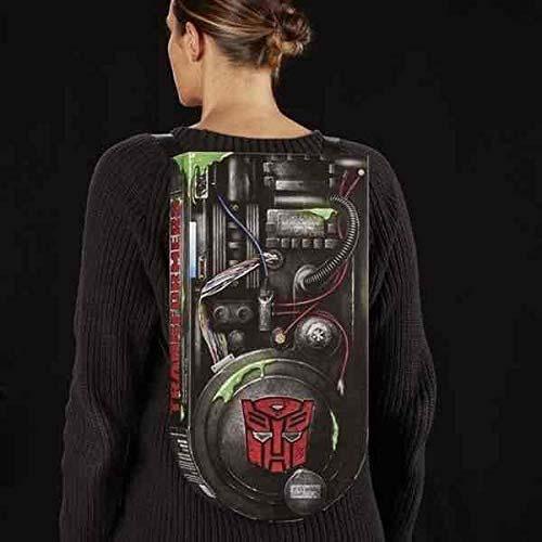 pack maleta optimus prime ecto 1 transformers