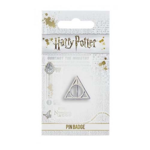 pin reliquias de la muerte harry potter