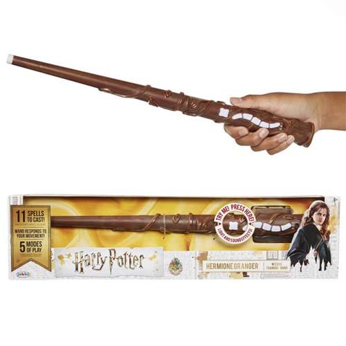 varita entrenamiento hermione harry potter
