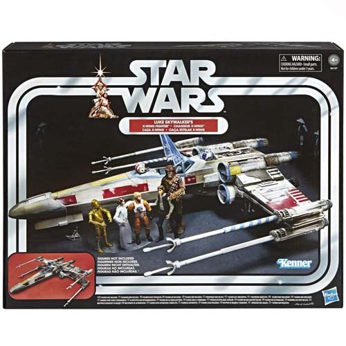 x wing vintage star wars