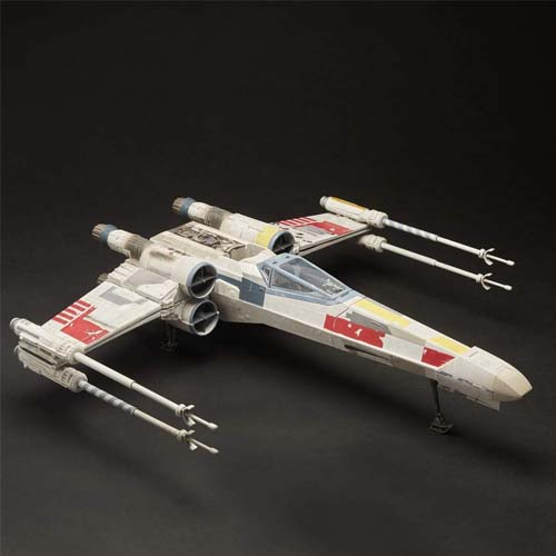 x wing luke skywalker vintage star wars