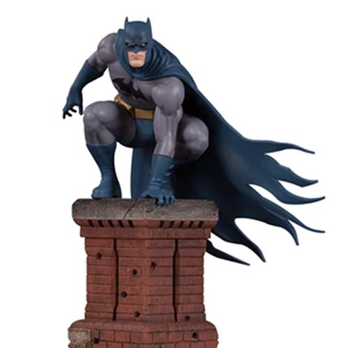 estatua batman dc comics