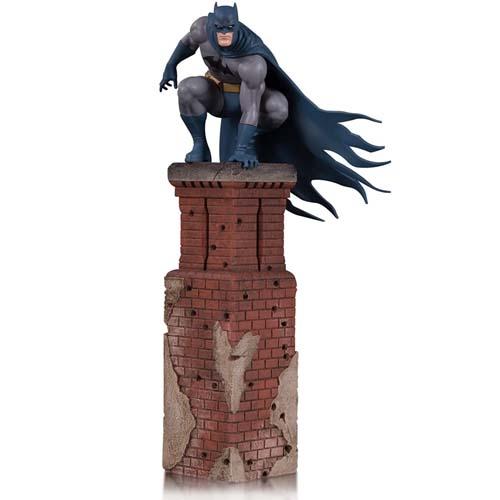 estatua batman dc comics