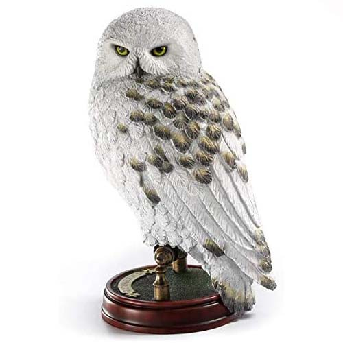 estatua hedwig harry potter