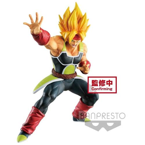 figura bardorck banpresto dragon ball z