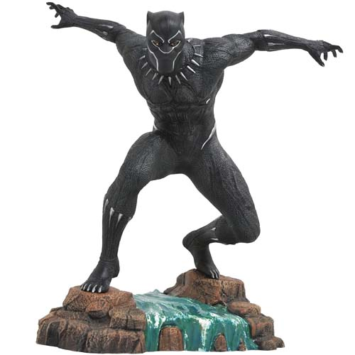 figura black panther marvel