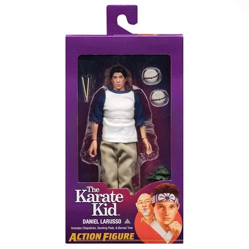 figura daniel larusso karate kid neca