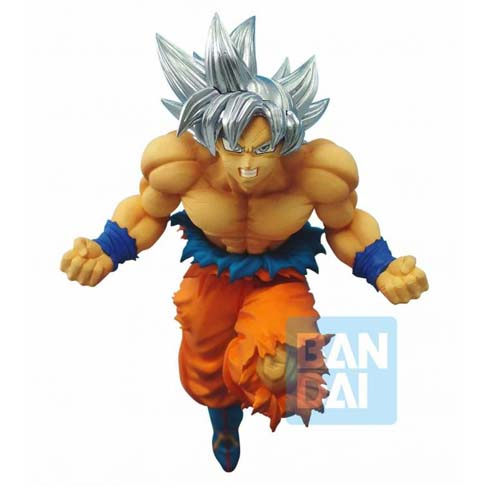 figura goku ultra instinto drgon ball super