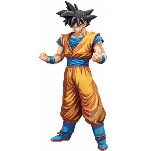 figura grandista goku manga domensions banpresto