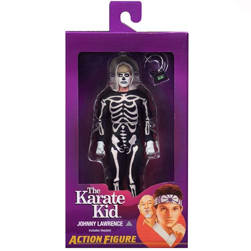 figura johnny lawrence karate kid