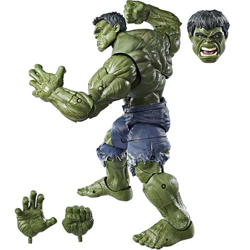 figura hulk marvel legends hasbro 30 cm