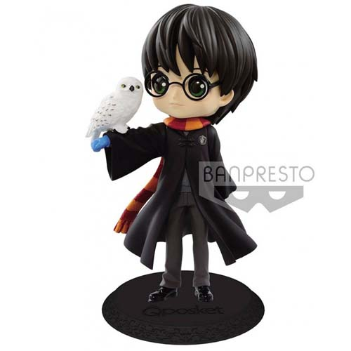 figura q posket harry potter banpresto