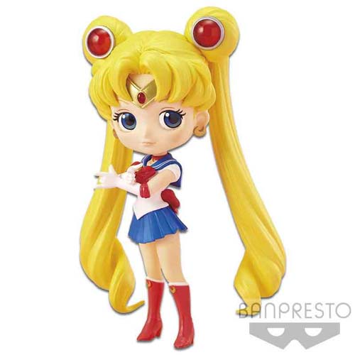 figura q posket sailor moon banpresto