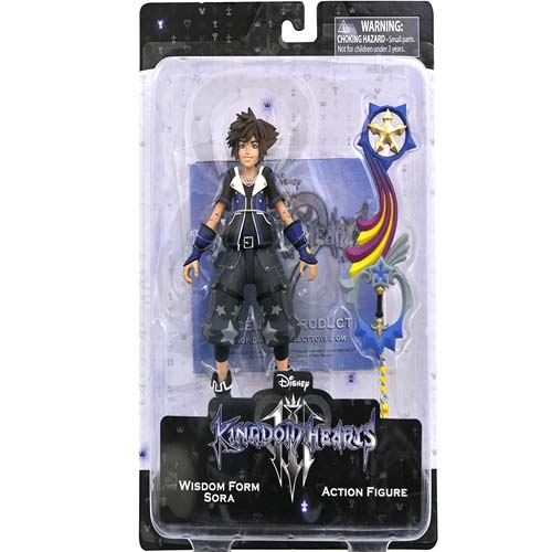 figura sora kingdom hearts 3
