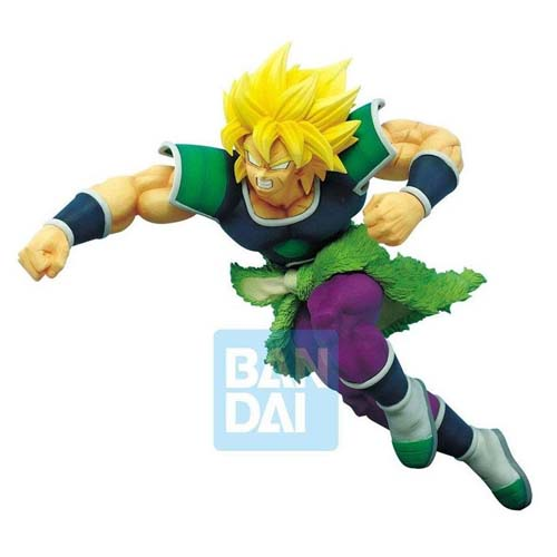 figura super saiyan broly dragon ball super banpresto
