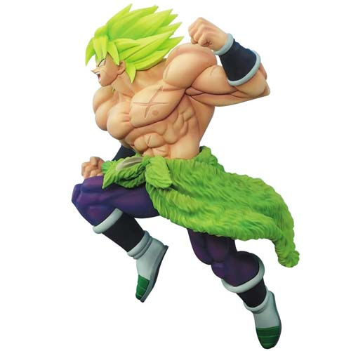 figura super saiyan broly full power dragon ball super