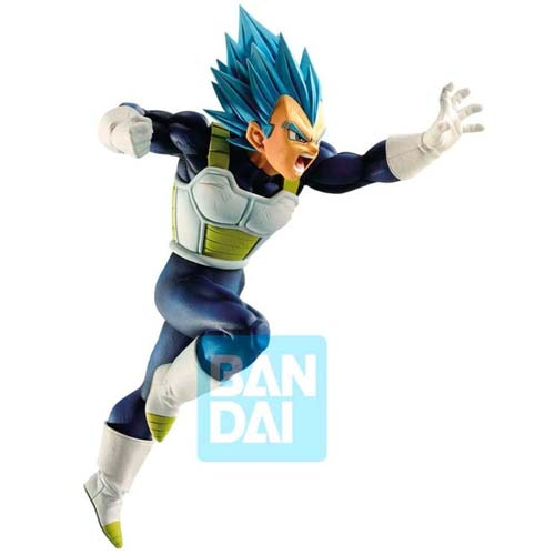 figura vegeta super saiyan god dragon ball super