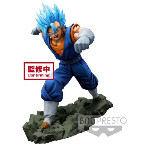 figura vegetto super saiyan god dragon bal banpresto