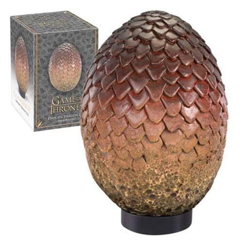 huevo de dragón Drogon juego de tronos
