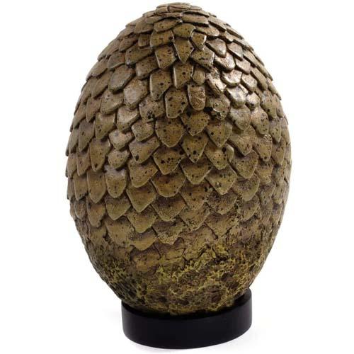 huevo de dragón viserion juego de tronos