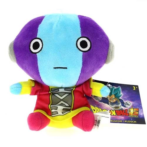 peluche zeno sama dragon ball super
