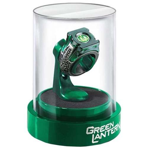 réplica anillo green lantern