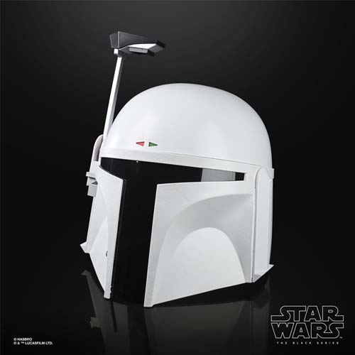 casco boba fett prototipo black series star wars