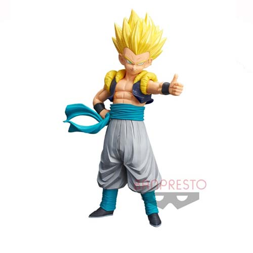 figura gotenks dragon ball z banpresto