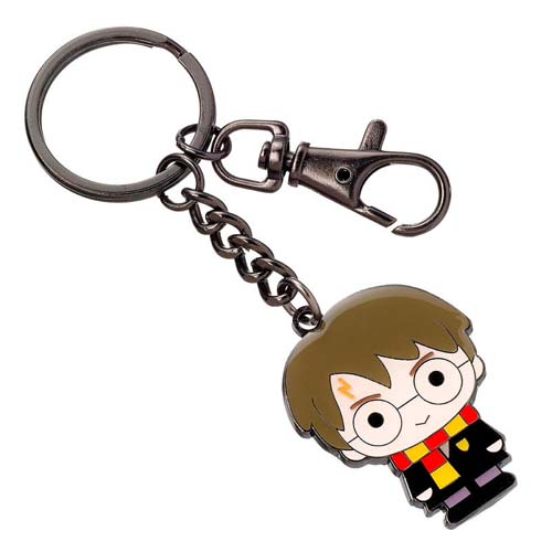 llavero harry potter metal