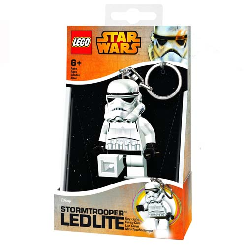 llavero lego stormtrooper star wars