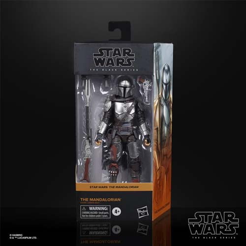 black series star wars figura mandalorian beskar
