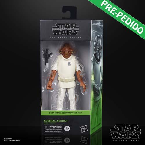 figura black series admiral ackbar star wars