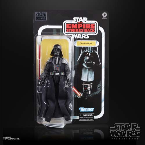figura darth vader black series star wars