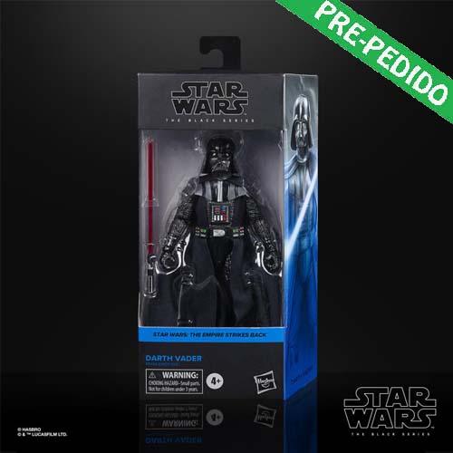 figura darth Vader Black Series Star Wars E5