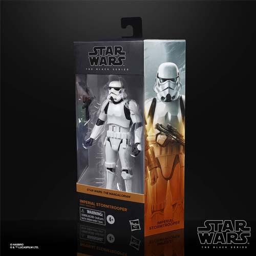 figura imperial stormtrooper black series star wars