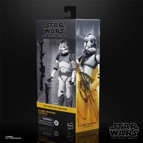 figura clone trooper star wars black series