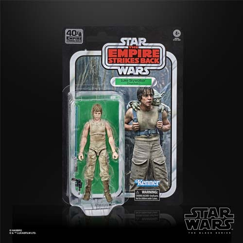 figura luke skywalker black series hasbro