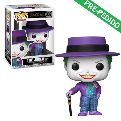funko pop the joker batman 1989