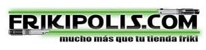 Frikipolis – Mucho más que tu Tienda Friki Logo