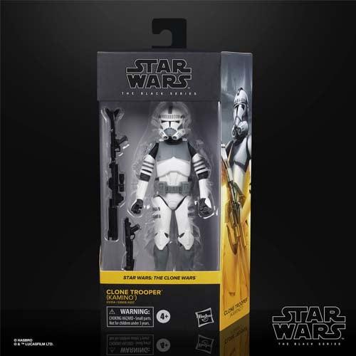 star wars black series clone trooper kamino