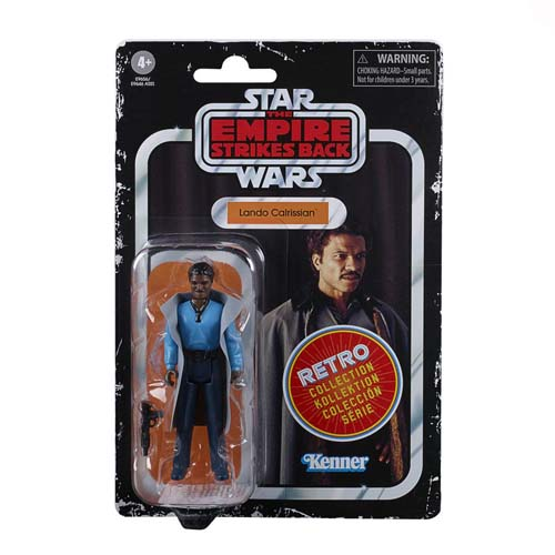 star wars episodio 5 retro lando