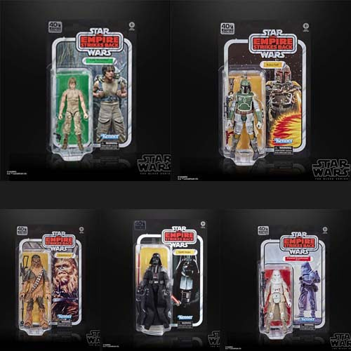 star wars episodio 5 black series 15 cm wave 3