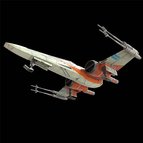 x wing poe dameron vintage collection star wars
