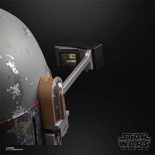 casco boba fett black series hasbro star wars