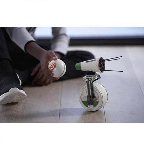 droide interactivo d-o star wars hasbro