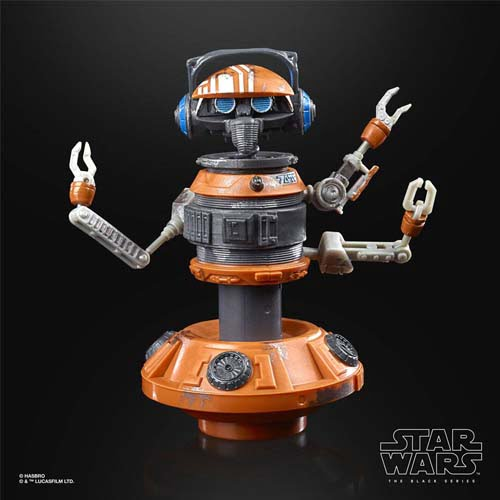 figura black series dj r-3x star wars