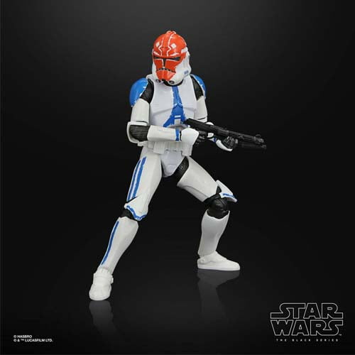 figura black series star wars clone trooper the clone wars
