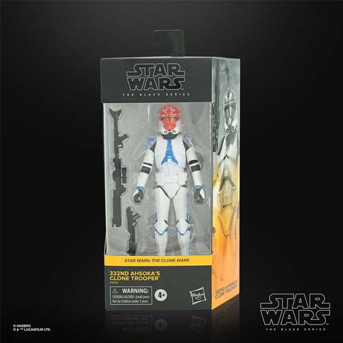 figura black series star wars clone trooper the clone wars