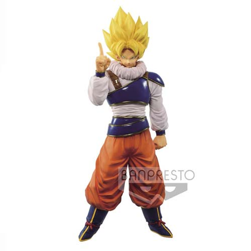Figura Dragon Ball z son goku collab banpresto 23 cm
